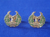 GORDON HIGHLANDERS CUFF LINKS REFS G
